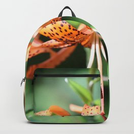 Spotted Summer Lilies Backpack