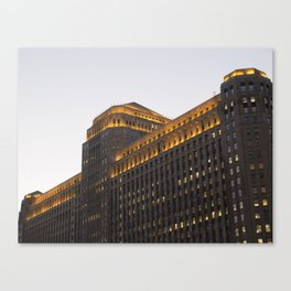 Merchandise Mart Canvas Print