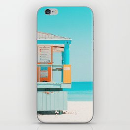 Santa Monica / California iPhone Skin