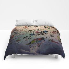 toon flash sheet Comforters