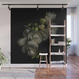 Hard Bloom Wall Mural
