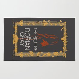 BOOKS COLLECTION: Dorian Gray Rug