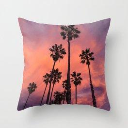 Calfornia Dreamin' Throw Pillow