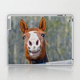 Horse Humour Laptop & iPad Skin