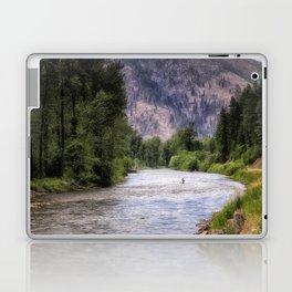Rock Creek - Montana Laptop & iPad Skin