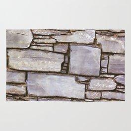 Rock Wall Rug