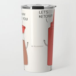 friendly sauces Travel Mug