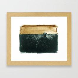 Undertow Framed Art Print