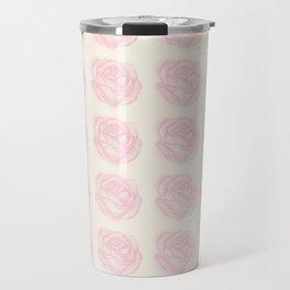 Rose Black Tea Travel Mug