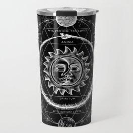 Boho Moon Travel Mug
