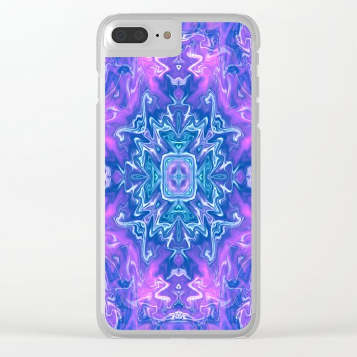 Have a Blessed Oestera! Clear iPhone Case