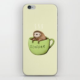 Sloffee iPhone Skin