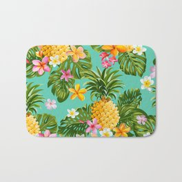 Pineapple Bliss Bath Mat