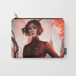 Lila Bard Carry-All Pouch