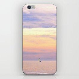 Setting Sails iPhone Skin