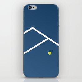 Tennis Court: Australia iPhone Skin