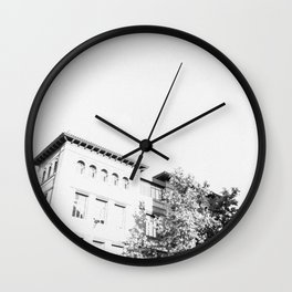 At School Wall Clock