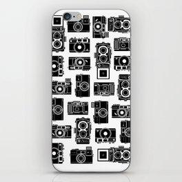 Yashica bundle Camera iPhone Skin