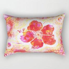 Blomma Rectangular Pillow
