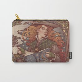 NOUVEAU FOLK WITCH Carry-All Pouch