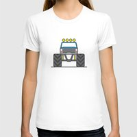 bigfoot T-shirts featuring #5 Bigfoot by Brownjames Prints