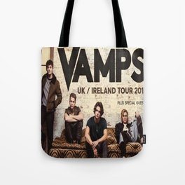 The Vamps tour 2017 Tote Bag