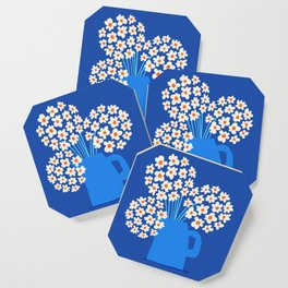 Abstraction_FLORAL_Blossom_001 Coaster
