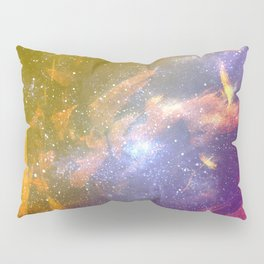 Time Travel Pillow Sham
