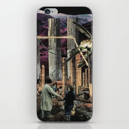 What the Elders Have Wrought iPhone Skin