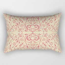Confetti Garden Rectangular Pillow