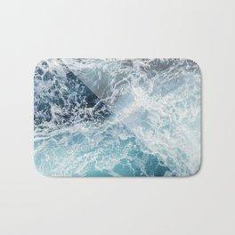 the Pacific Ocean Bath Mat