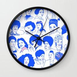 Brave Wall Clock