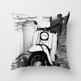 Schwalbe Throw Pillow