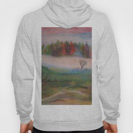 autumn medow Hoody