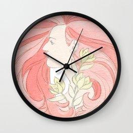 La Roja - P r i m a r y Wall Clock