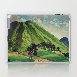Crossing people's land in Iksey Laptop & iPad Skin