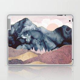 Mauve Vista Laptop & iPad Skin