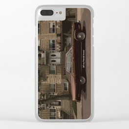 All My Friends Know Clear iPhone Case