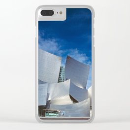 Concert Hall  | Frank Gehry | architect Clear iPhone Case