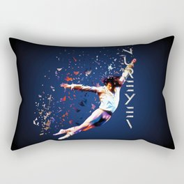 Fanfare for Nureyev Rectangular Pillow
