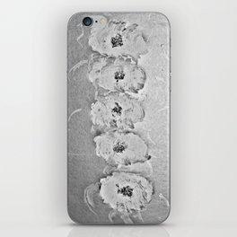 Winter Roses iPhone Skin