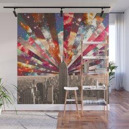 Superstar New York Wall Mural