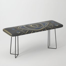 The Third Eye or The Sixth Chakra Bench