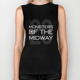Monsters of the Midway Biker Tank