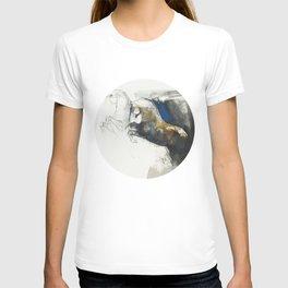 Envolée - Horse Drawing Art Work T-shirt