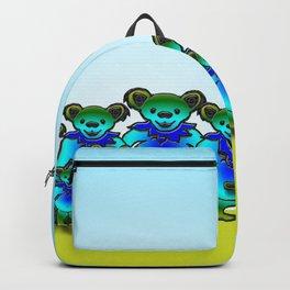 Boomer Bear Family 2 Backpack