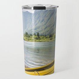 Bohinj lake, Slovenia Travel Mug