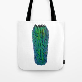 Beetle art vase Tote Bag