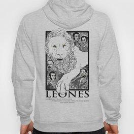 Leones of Latin American Culture Hoody
