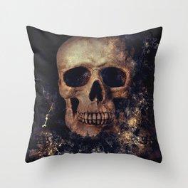 Our Mortal Coil Throw Pillow